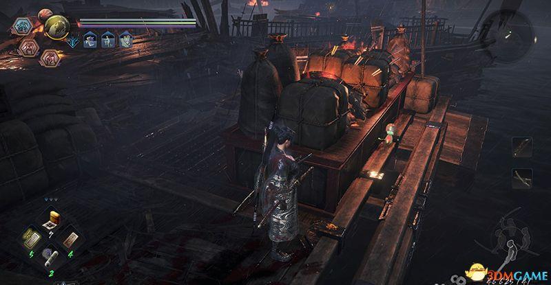《仁王2》DLC全收集攻略 仁王2DLC木灵温泉及道具收集