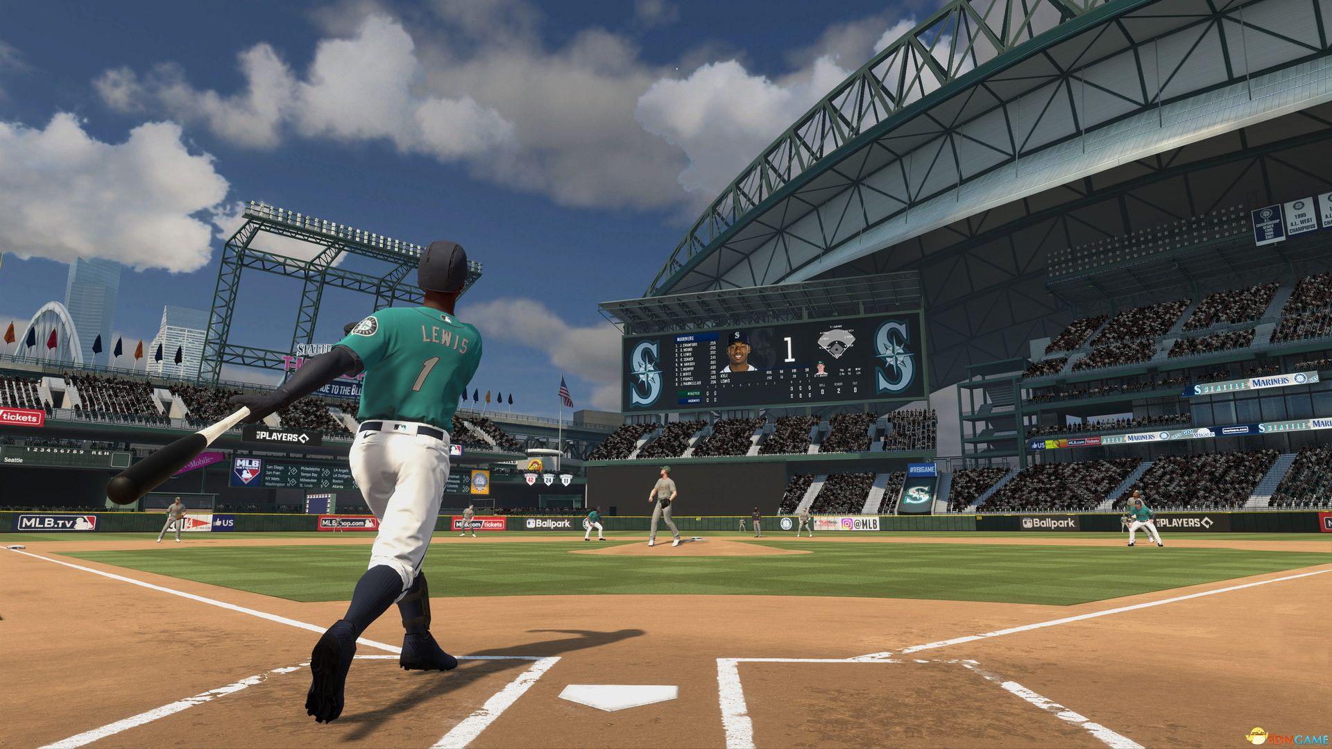 R.B.I.棒球21 免安装绿色版