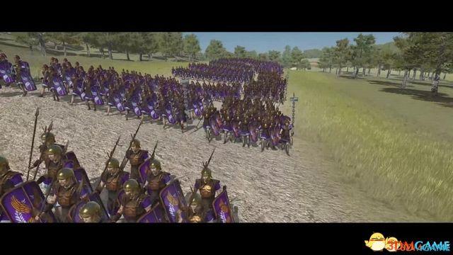 《全面战争:罗马》蛮族入侵兵种详解 亚历山大兵种详解