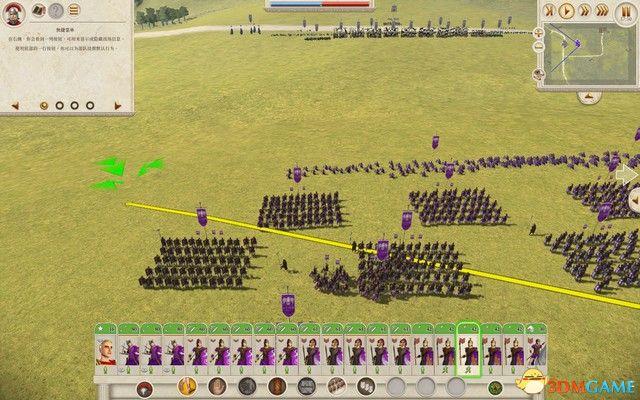 《全面战争:罗马》历史战役全攻略 全派系战役攻略