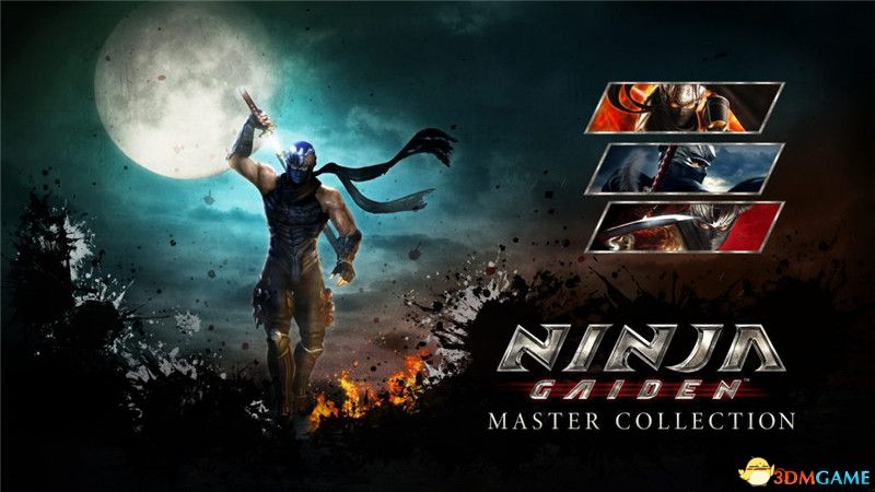 《忍者龙剑传3:刀锋边缘》图文攻略 全剧情流程全收集攻略