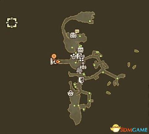 《怪物猎人物语2:破灭之翼》全区域地图怪物及宝箱分布攻略