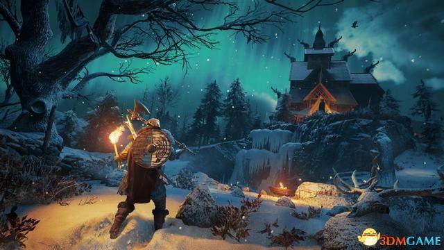 《刺客信条:英灵殿》德鲁伊之怒DLC攻略 全任务流程全收集攻略