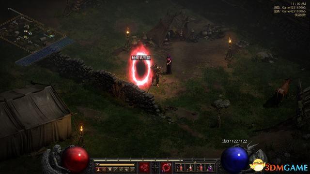 《暗黑破坏神2:重制版》隐藏关卡超级boss攻略 6boss红门钥匙攻略