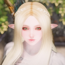 汉化~韩网女随从埃儿普~Elf Follower ESL