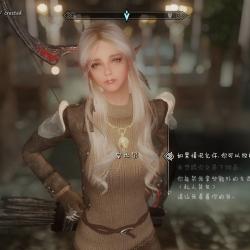 【3DM创意工坊】【汉化组】 失落的公主安伯莉尔(全语音任务、随从mod)