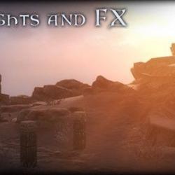 【Team Rapier Of 3DM】Enhanced Lights and FX - 增强灯及特效光影ELFX v1.02