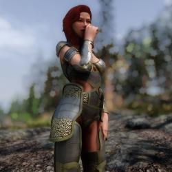 神谕骑士套装~Oracle knight Armor LE