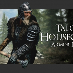 Talos Housecarl Armor Pack 北欧风盔甲