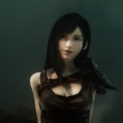 汉化~最终幻想7重置版蒂法随从+种族~SC - Tifa Lockhart