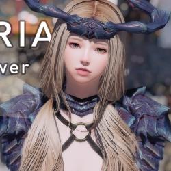 汉化~女随从雪精灵女王尤利娅~Yuria the Falmer Queen follower