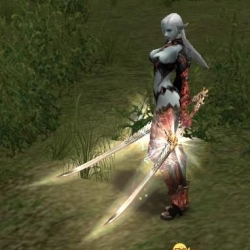 【3DM 创意工坊】【武器】(修复链接)怀旧武器重制~天堂II-无限之翼~发光武器~单手及双手~闪耀分享~武器控别错过了~重制版SE-1.2