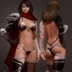 Nightmare Armor-Oblivion