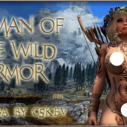 [SE] C5Kev's Woman Of The Wild Armor 3BA 狂野护甲