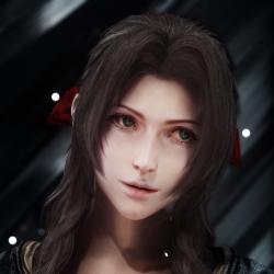汉化~最终幻想7重置版爱丽丝随从+种族~SC – Aerith Gainsborough