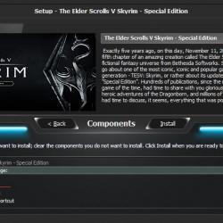 《上古卷轴5:天际重制版(TESV: Skyrim SE)》v1.5.80纯净游戏本体未加密版