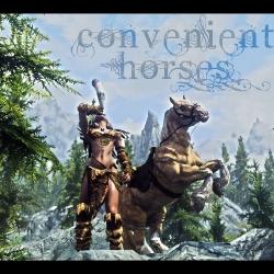 【3DM创意工坊】【汉化+分流】Convenient Horses  方便的马 特别版  6.02【5月26日更新】