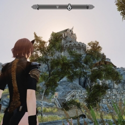【3DM Mod站】《上古卷轴5:天际(The Elder Scrolls V:Skyrim)》TUZI ENB 2.0自然版