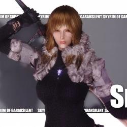 【SOGS】NPC独立美化Skyrim of GaranSilent