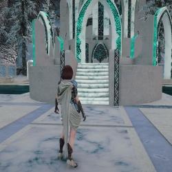 汉化~lazz地堡系列之艾雷德宫殿~新版-Ayleid Palace Remastered V1.1
