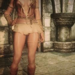 【Team Rapier Of 3DM】Ves (Witcher 2) Outfits-UNPB BBP-SSE -VES(巫师2)服装 v1.1