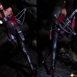 巫师猎人套装~DX Witch Hunter Armor [UNP]
