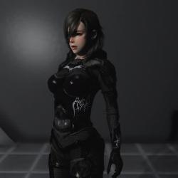 Ebony Ranger Armor , 乌木突击铠甲,so cool