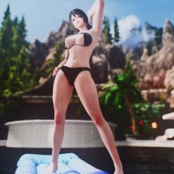 颠倒比基尼~Upsidedown Bikini